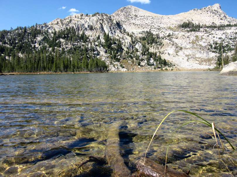 Hiking the Elizabeth Lake Trail in Yosemite National Park